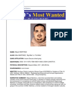 Martinez Miguel ATF most wanted