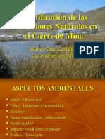 Alteraciones Naturales Cierre de Mina Wdc