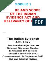 Evidence PPT