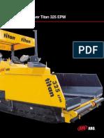 ABG Titan 325 EPM 21 28 0199-30-xxxx