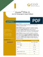 Hyonic-PFM33-2013