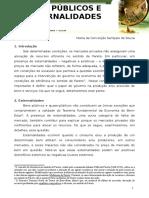 Texto Externalidades Conceicao 2011