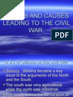 6 Causes of Civil War