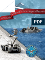 Dod Unmanned Systems Roadmap 2009 2034