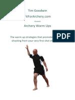 EDF-AF ArcheryWarmUp TimGoodwin