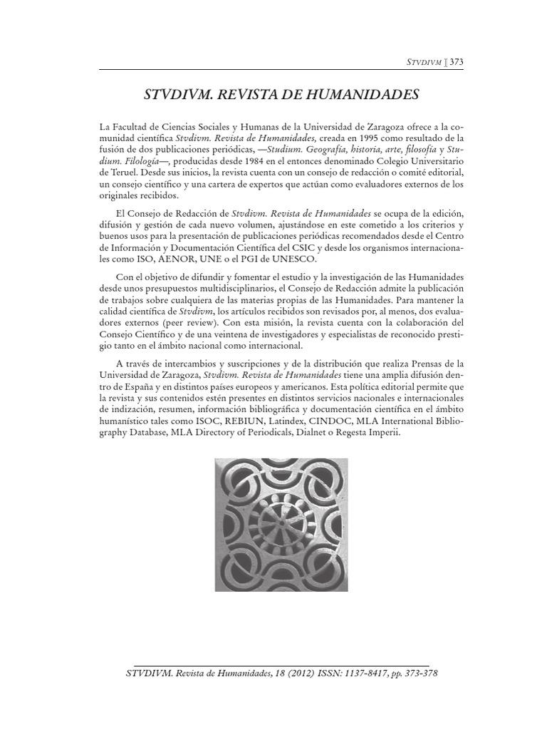 Studium Normas de Publicacion | Publishing | Academia