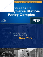 Penn Station/Farley Building Plans