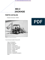 Case 580 m Series 2 Parts Manual