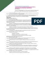 Funciones Del Profesor Técnico de Servicios a La Comunidad en Los Departamentos de Orientación