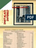 INSTALACIONES ELECTRICAS CUADRO DE CARGAS.ppt