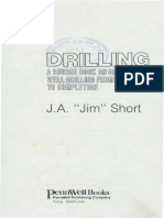 J. a Short Drilling- A Source Book on Oil and Gas Well Drilling From Exploration to Completion 1983