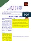 Lesson Plan on an Atom