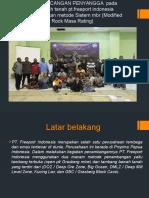 Presentase Imtp _ Papuan Engineer