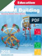 KNEX Education Catalog 2016