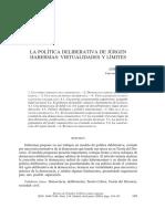 A Cortina-LaPoliticaDeliberativaDeJurgenHabermas-3014369 (1) (1)
