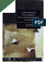La Modernidad en El Debate BAJO Azcapotzalco CONACYT
