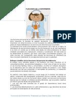 Funciones de La Enfermería
