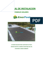 Manual de Instalacion Solar Enerpool