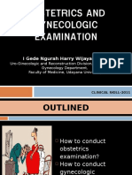 Basic Clinical Skill Obgin