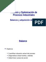Analisis de Datos Optimizacion