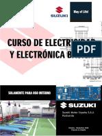 Curso de Electricidad Suzuki