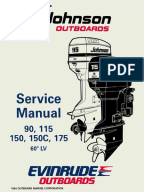 1978 johnson 55 hp outboard service manual pdf electrical evinrude eo 60 lv 90 175 service manual 503151 pdf