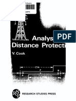 Cook-Analysis of Distance Protection-Research Studies