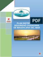 Plan Local Seguridad Ciudadana Magdalena Del Mar