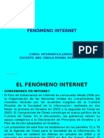 4.Fenómeno Internet