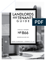 The Landlord-Tenant Guide