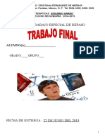 Guía Final MATEMÁTICAS 2do. Grado (1)