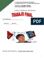 Guía Final MATEMÁTICAS 2do. Grado (1)