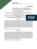 Produccion de Pectinasas a Partir de Cascaras de Naranja y Toronja Como Fuente de Carbono (2015)