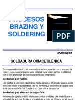 8.- Proceso Brazing y Soldering