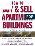 How to Buy & Sell Apartment Buildings