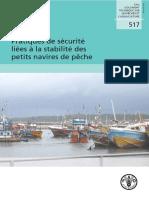 Stabilité Des Navires de Pêche