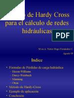 Calculo Redes Hidráulicas