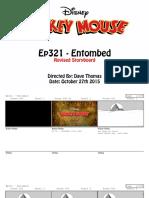 Entombed Storyboard