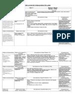 Planificacion de Unidad Didáctica Artes Quinto 2015unidad i