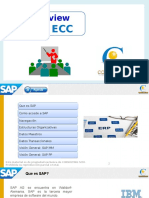 Overview SAP ERP