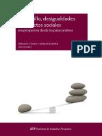 Desarrollo, Desigualdades y Conflictos Sociales.cueto y Lerner (Editores)