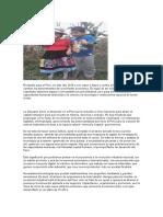 El Desafío Para El Perú