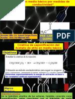 Laboratorio Nº 2 - Conductividad Electroquímica- 2015