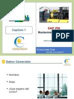 Taller SAP PM - Capitulo 1
