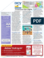 Pharmacy Daily for Wed 28 Sep 2016 - Icon Group buys Epic Digital, Boy given 10x dose, Amneal REP review, Health AMPERSAND Beauty and much more