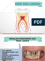 PPT kesehatan gigi lansia.ppt