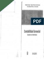 Contabilidad Gerencial - Cuaderno de Actividades. - Fregona