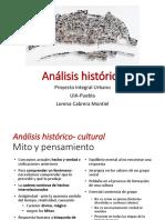 1 Analisis Historico