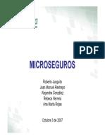 Micro Seguros