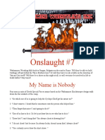 WWI Onslaught 7